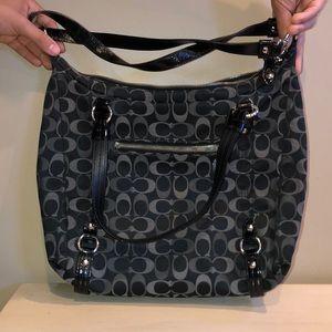 USED Coach Shoulder Bag